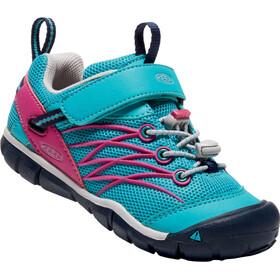Keen Children Chandler CNX Shoes Viridian/Very Berry